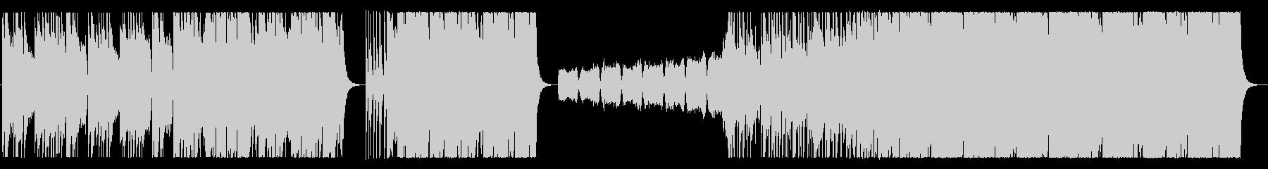 感動をもたらすオーケストラ ピアノの未再生の波形