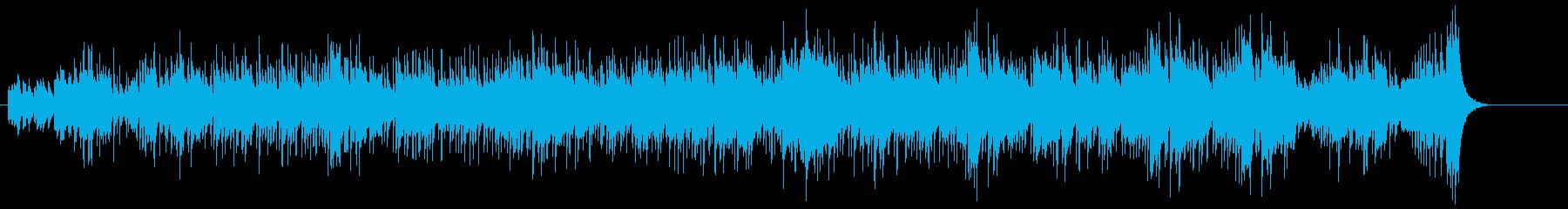 マリンバ・アンサンブル(中南米の清い風)の再生済みの波形