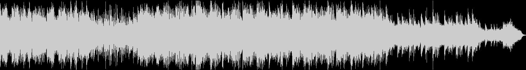 ほのぼの切ない和風曲(ループ)の未再生の波形