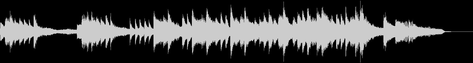 映像・ナレーション用ピアノ演奏(風)の未再生の波形