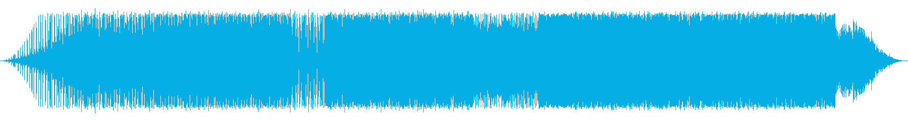 妖艶で怪しげなHip-Hopの再生済みの波形