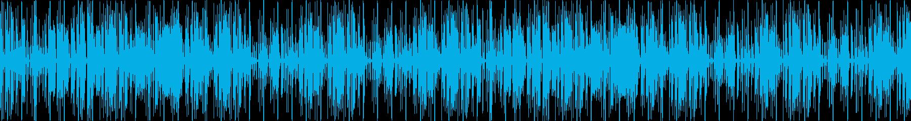 Loop - デジタル/サイバー/侵入の再生済みの波形