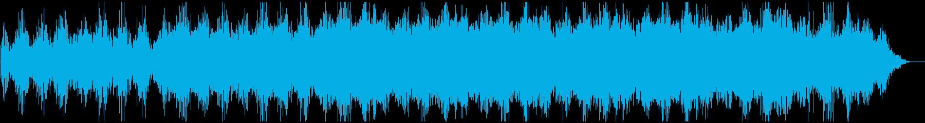 リラクゼーションゆったり癒しの空間ピアノの再生済みの波形