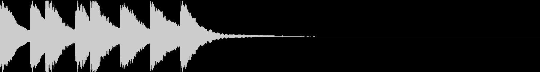 シンプル ベル チャイナ 中国風 15の未再生の波形