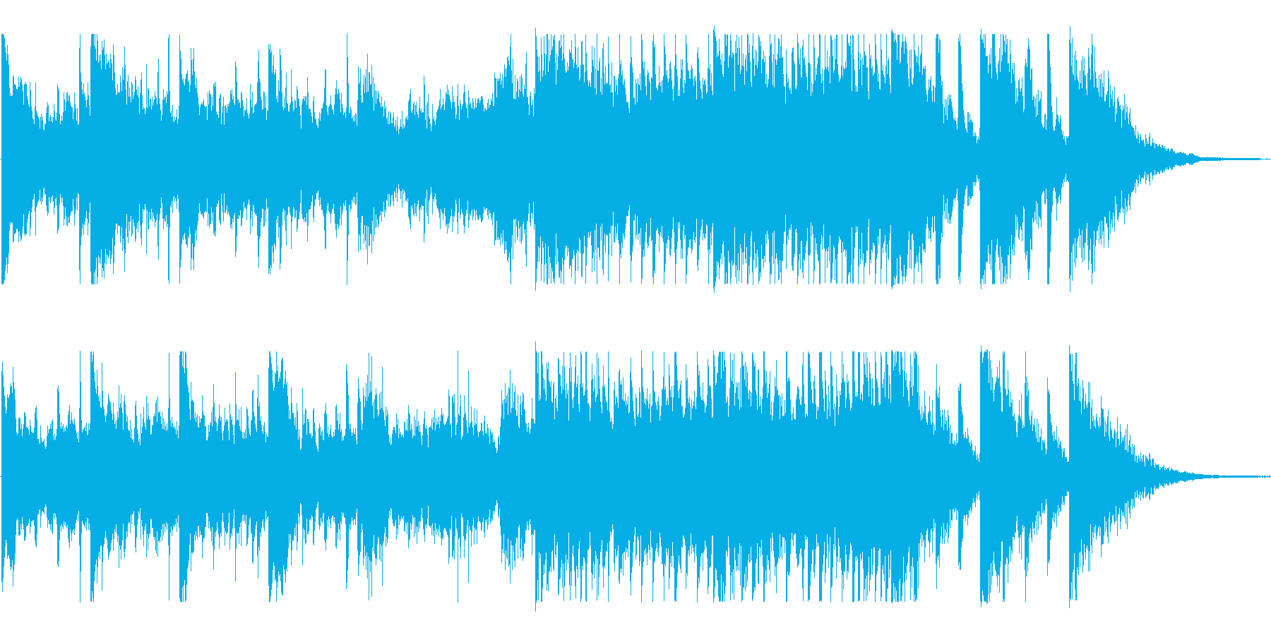 緊張感・緊迫感のあるサスペンスBGMですの再生済みの波形