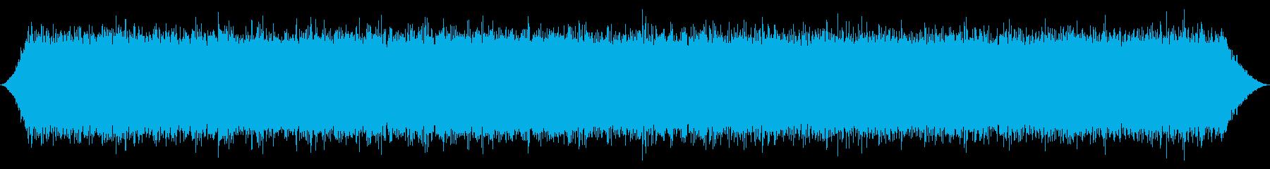 大きな滝:激しいRoとスプレー、中...の再生済みの波形