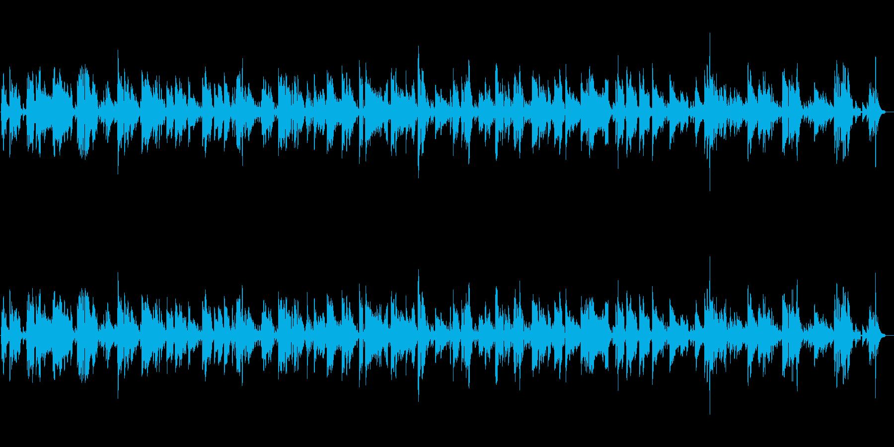 JAZZ|大人の色気漂う★スロージャズの再生済みの波形