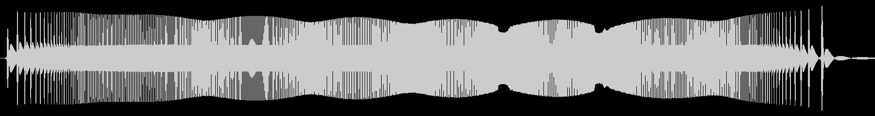 テルミン:シェーキングドッグの未再生の波形