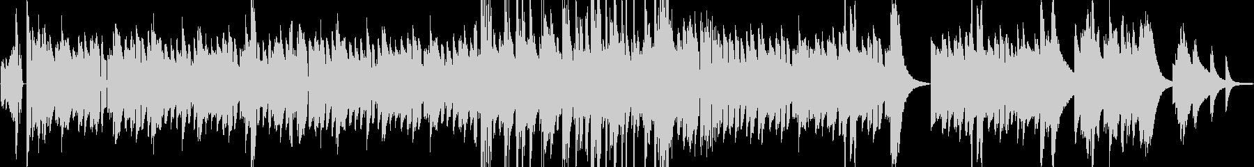JIINO/オシャレなブルースの未再生の波形