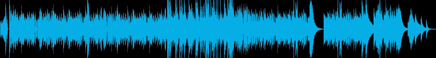 JIINO/オシャレなブルースの再生済みの波形