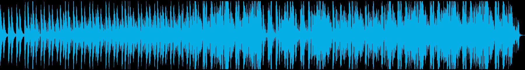 切ない 恋愛 トラップソウルの再生済みの波形