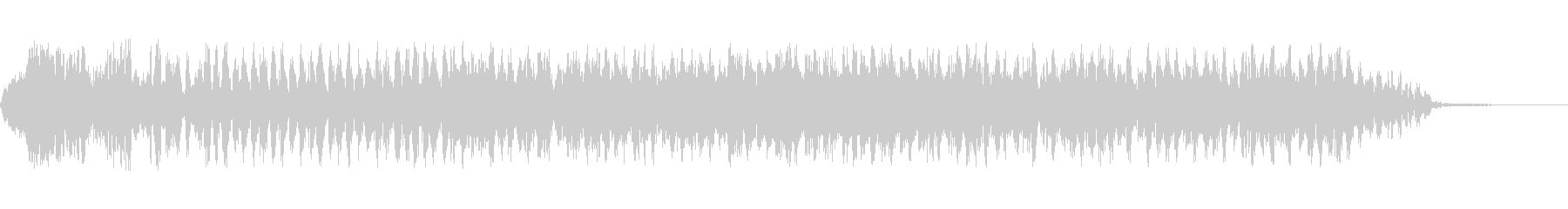 ドラム解散、トリブル1の未再生の波形