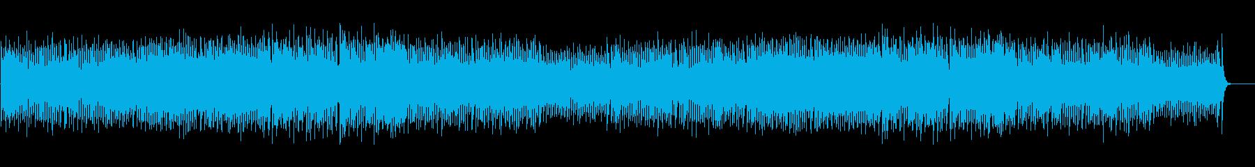 【ドラム無し】ミステリアスなハロウィンの再生済みの波形