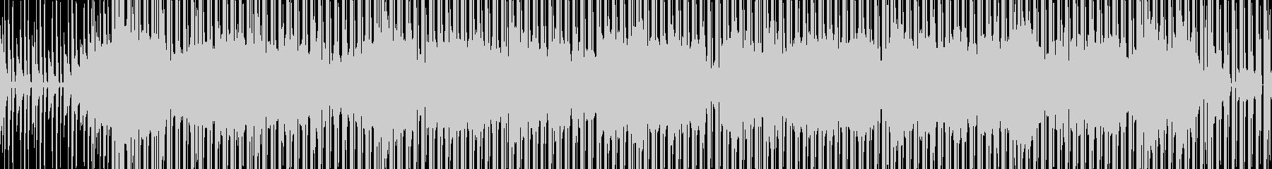 歪んだサックスソロ。ブルース&ダン...の未再生の波形