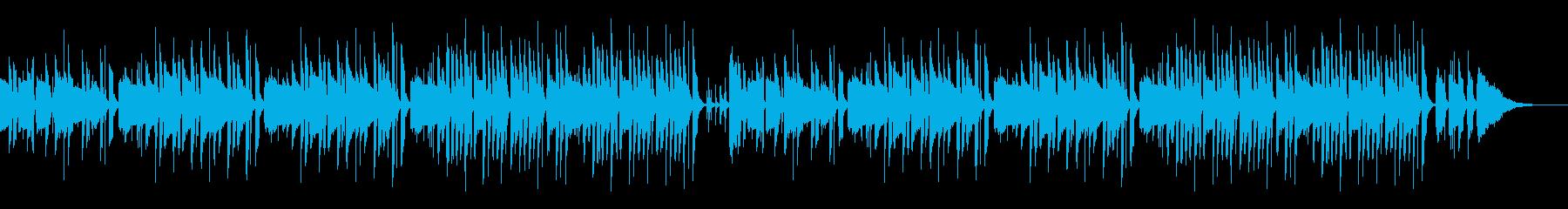 日常、トーク、ほのぼの、かわいいの再生済みの波形