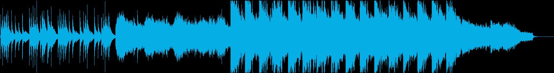 企業VP30 24bit44kHzVerの再生済みの波形