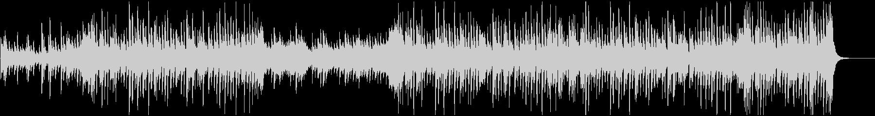 ピアノ、ストリングス、木管楽器、グ...の未再生の波形