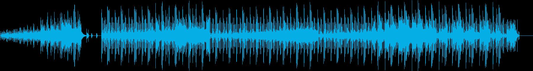切なく儚い人生〜限りある時間〜【R&B】の再生済みの波形