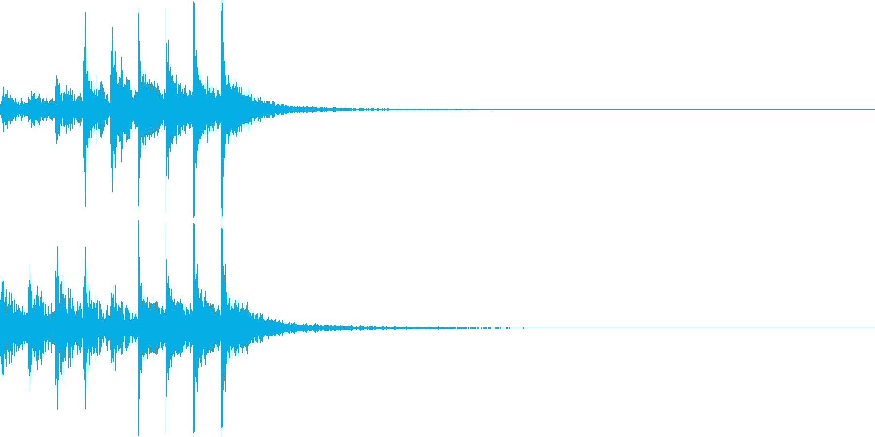 タム回し/高音へ/ドラムフィル/2の再生済みの波形