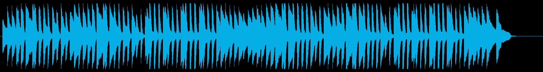 山の音楽家 ピアノver.の再生済みの波形