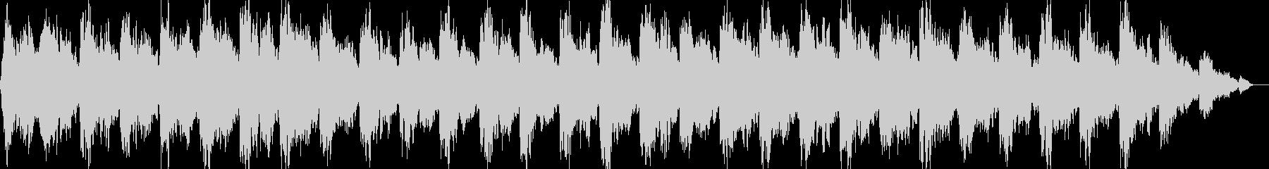 オカルト/ミステリー/ホラーサスペンスの未再生の波形