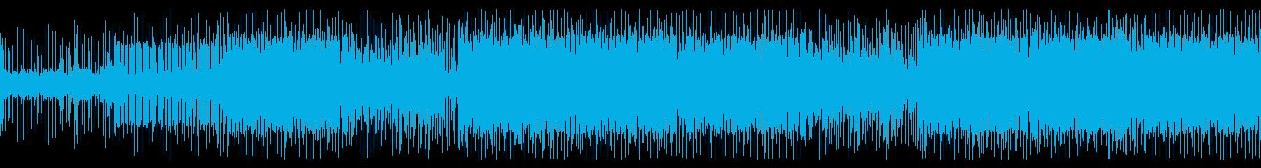 【ループ版】企業VP・CM …ハウスの再生済みの波形