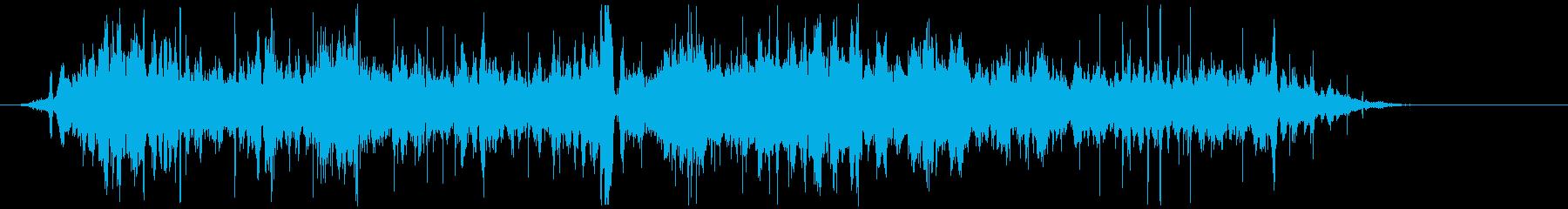 リオのエルロシオブリシオの再生済みの波形
