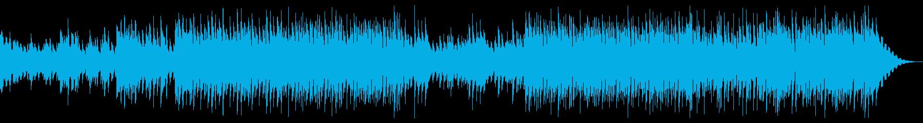 生演奏アコギ♪爽やか明るいオープニングの再生済みの波形