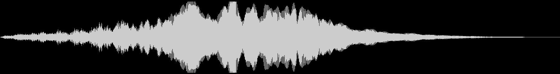 ライズブライト、メジャーコード、ラ...の未再生の波形