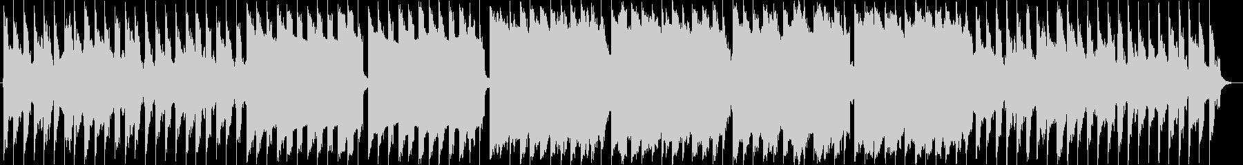 童謡「背くらべ」シンプルなアレンジの未再生の波形