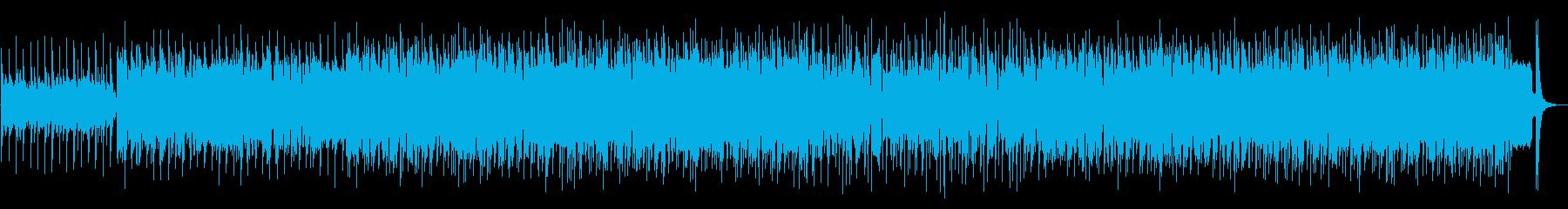 ケルト音楽/ノリが良くかっこいい系の曲の再生済みの波形