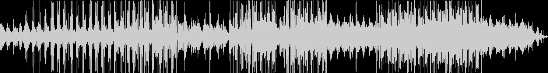 レトロ・ブルージーでチルLoFiなBGMの未再生の波形