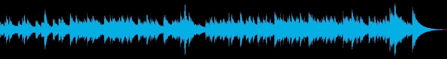 Church Hand-Bell_...の再生済みの波形