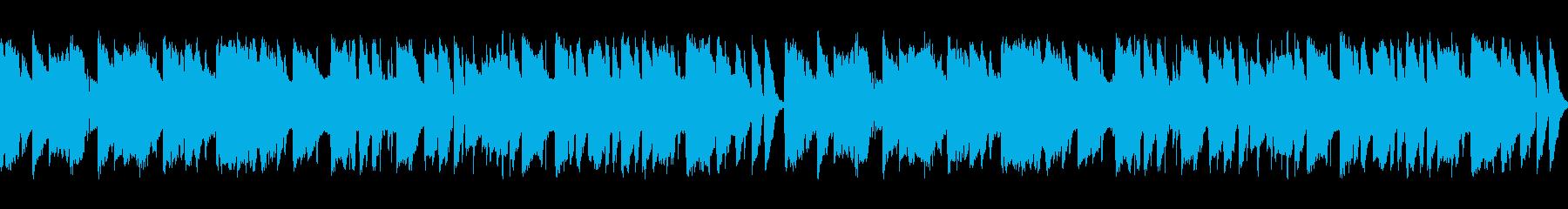 ドライブドラム、パンチの効いたブラ...の再生済みの波形