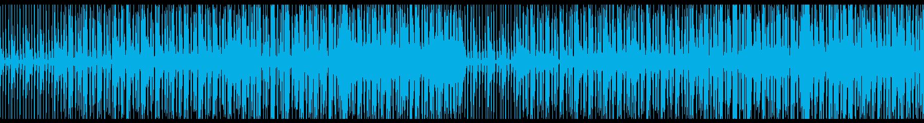 さわやかなアコースティックポップの再生済みの波形