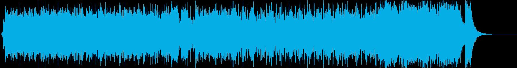 エピックファンタジーアドベンチャー2の再生済みの波形