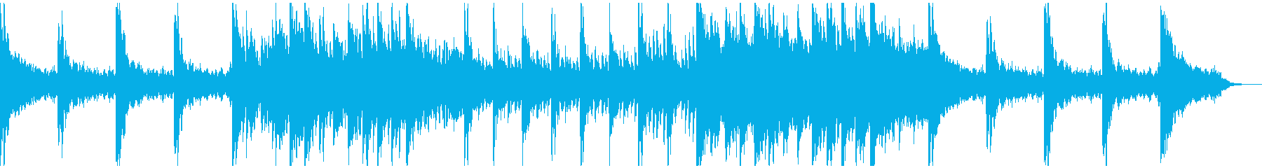 衝撃事件ミステリー再現サスペンス1の再生済みの波形