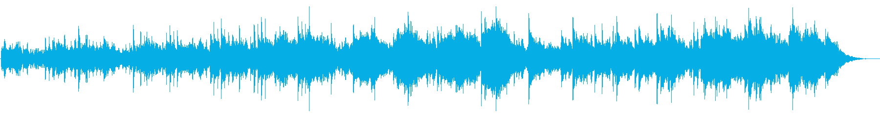 静かで、マッサージ、リラクゼーショ...の再生済みの波形