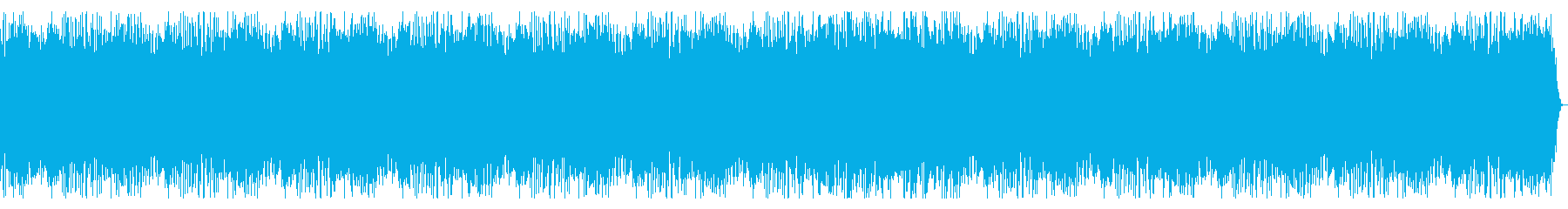 軽快なジャズ!BGMにオススメ、長尺!の再生済みの波形