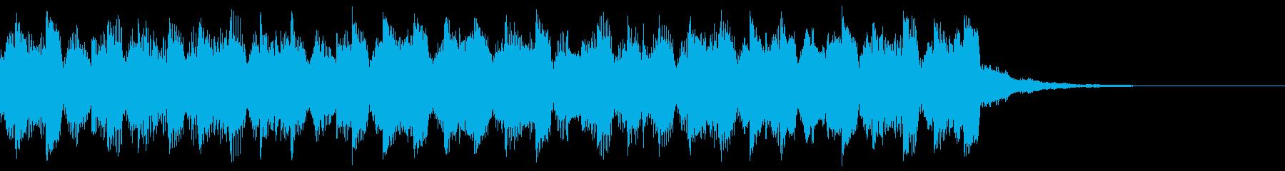 サマーパーティーダンス(ショート3)の再生済みの波形
