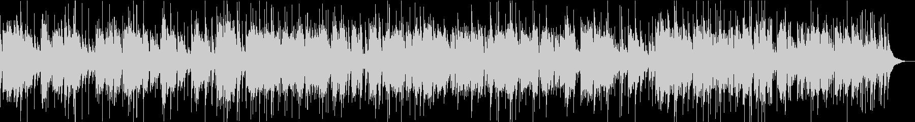 生音・しっとり大人のカフェボサノバの未再生の波形