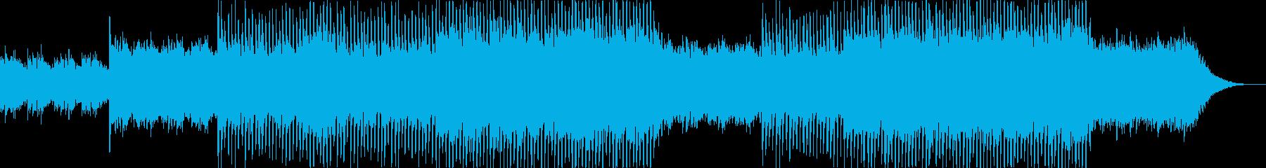 EDM、明るい躍動感、未来、希望-06の再生済みの波形