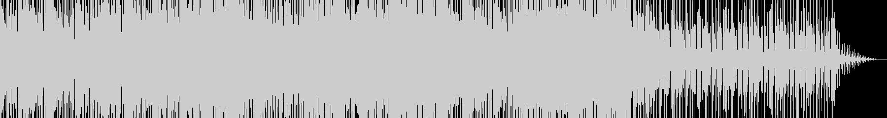ポップ テクノ アクティブ 明るい...の未再生の波形