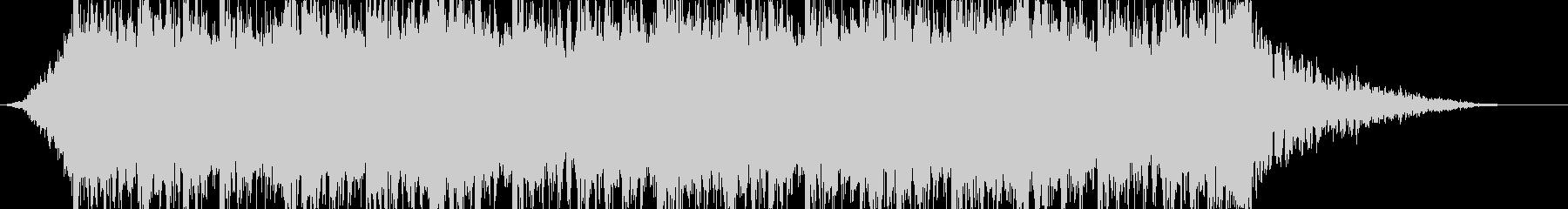 Hollywood Orchestra 3の未再生の波形