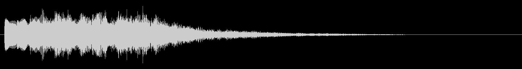 KANT シンセアイキャッチ011096の未再生の波形