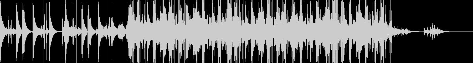 ヒップホップ研究所トラップスタイル...の未再生の波形
