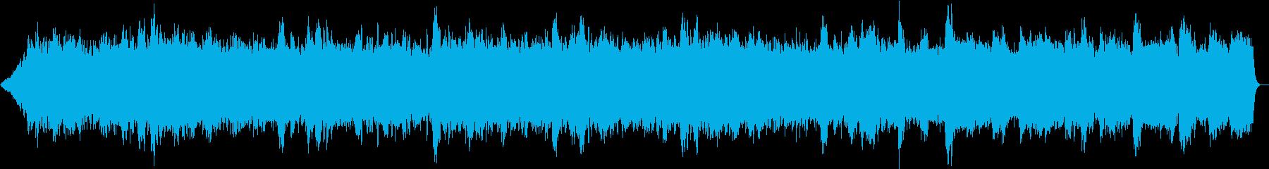 ストリングスシンセによる大迫力の大自然の再生済みの波形