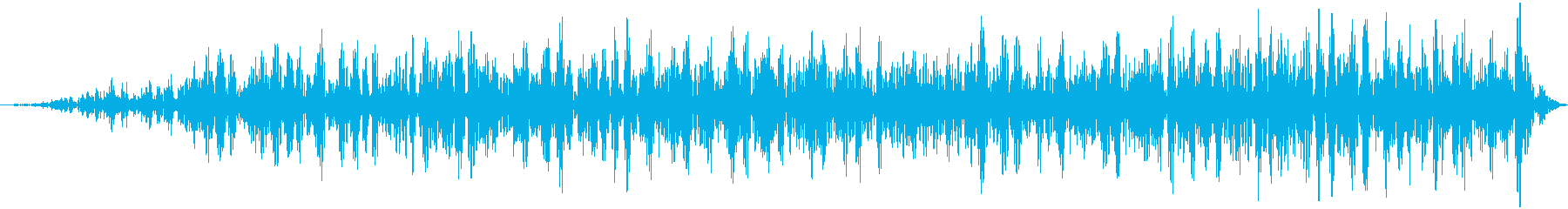 ラクダのうめき声。シングルショート...の再生済みの波形
