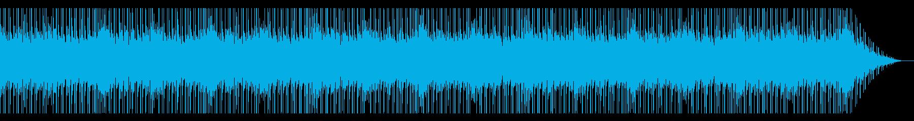 ほのぼのとしたギターのポップスの再生済みの波形