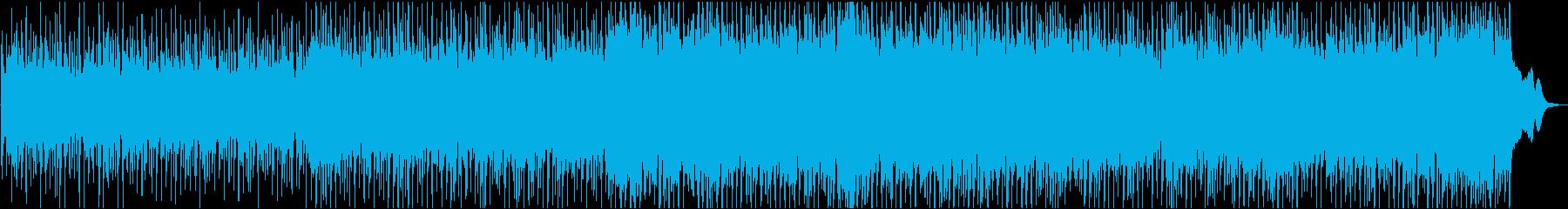 企業VP、工業製品紹介向けエレクトロの再生済みの波形